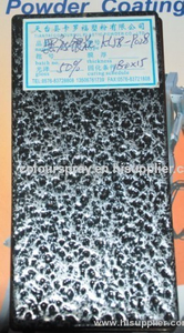Epoxy/Polyester Hybrid Powder Coating