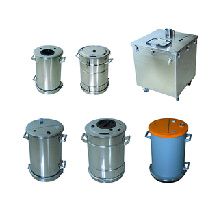 Powder Coating Fluidizing Hoppers, Powder Coating Hopper Manufacturer