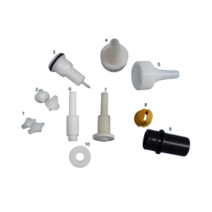 Sames Powder Coating Gun Replacement Parts