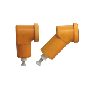 GA02 Automatic Powder Gun Angle Nozzle (NON OEM part – compatible with certain GEMA products)