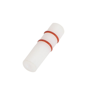 Venturi Throat 635001, PTFE, for Tribomatic Powder Feed Pumps